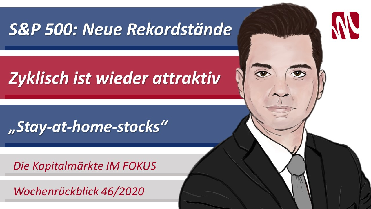 Wochenrückblick Nachrichten Politik